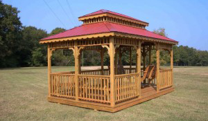 Gazebo's in North FL