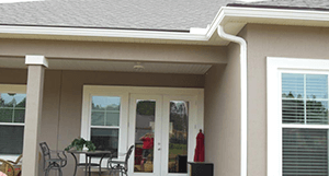 Installing Seamless Gutters in North FL