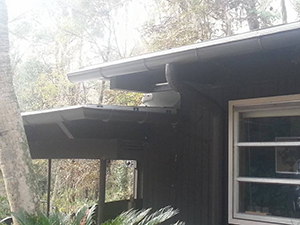 Gutters in North FL