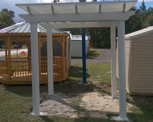 Pergolas and Gazebos in North FL