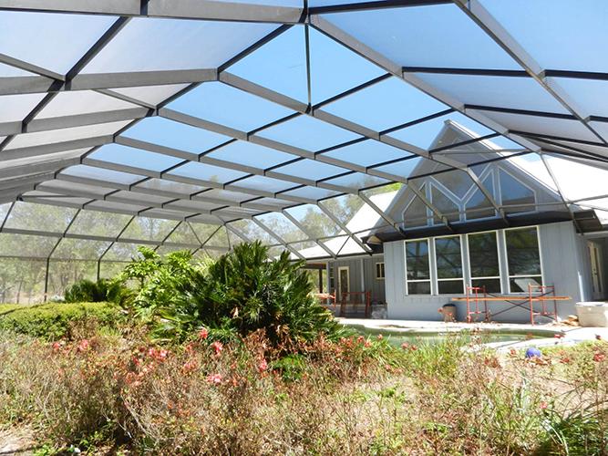 pool-enclosure