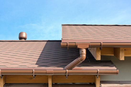 Rain Gutter Installation in North FL