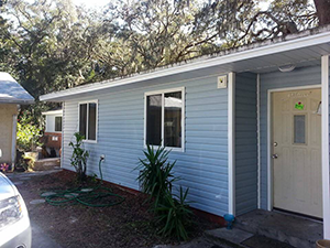Siding in North FL